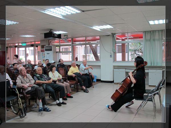 2011浩然養老院志工