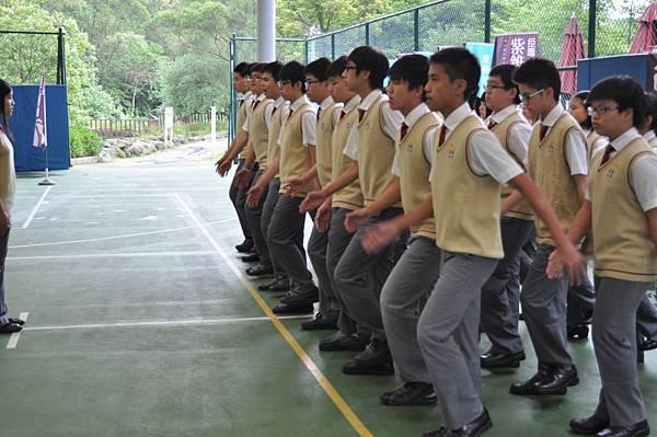 中學部儀態競賽01