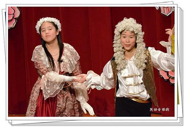 英語音樂劇表演