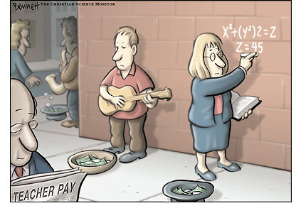 Pay-Teachers