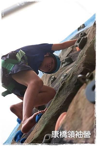 玉山攀岩課程
