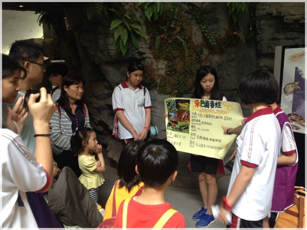 有別於一般校外教學,結合課程與活動,「GPS動物園追蹤」讓學生到動物園不再只是走馬看花,透過專題報告,加深學習印象。