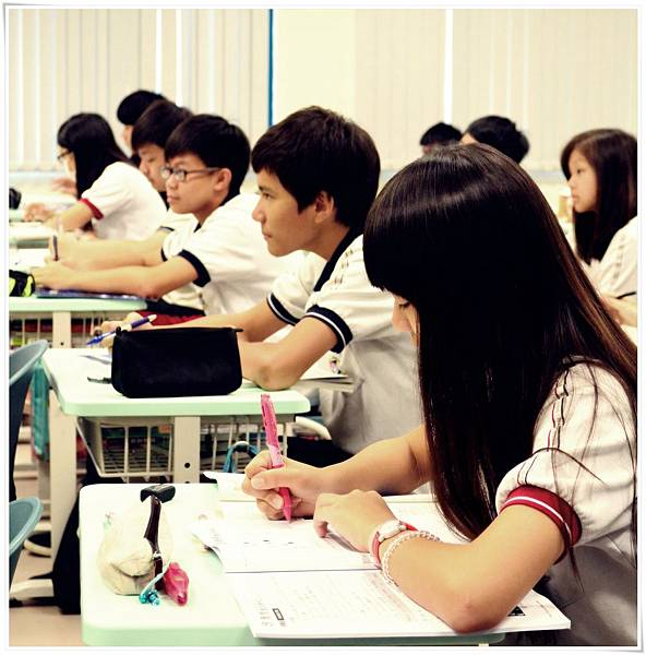中學部教學觀摩
