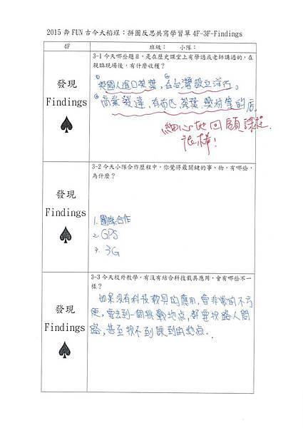 2015大稻埕反思學習單5