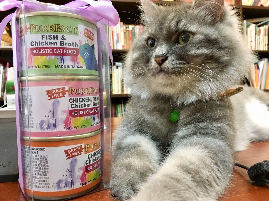 PURRFACT波菲特貓用主食罐01