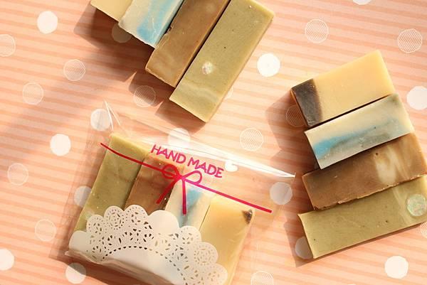 幸福草本試用皂
