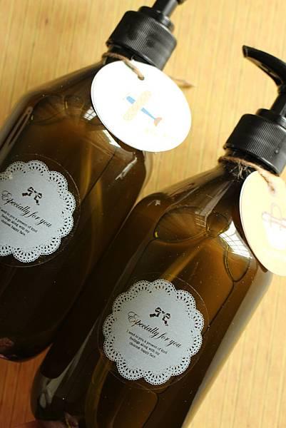 花梨木修護毛躁洗髮水