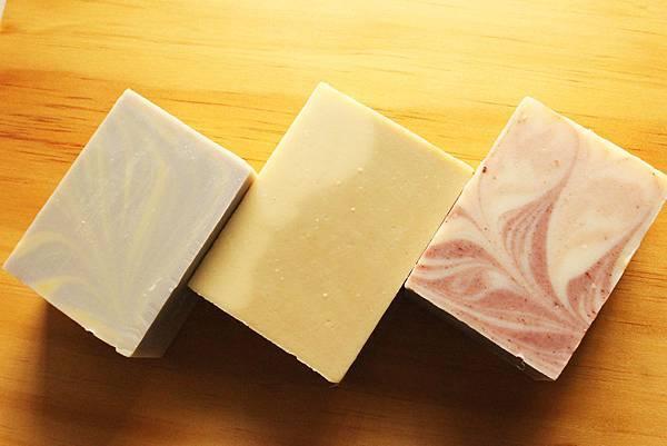 2016.03.17台南林小姐代製三款母乳皂