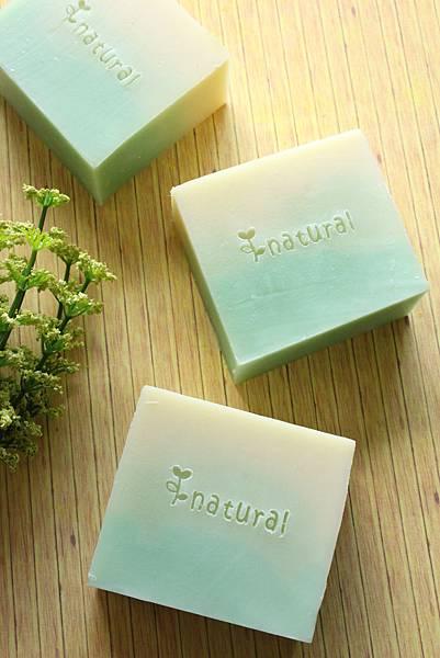 2016.04.30雅頓綠茶香氛皂