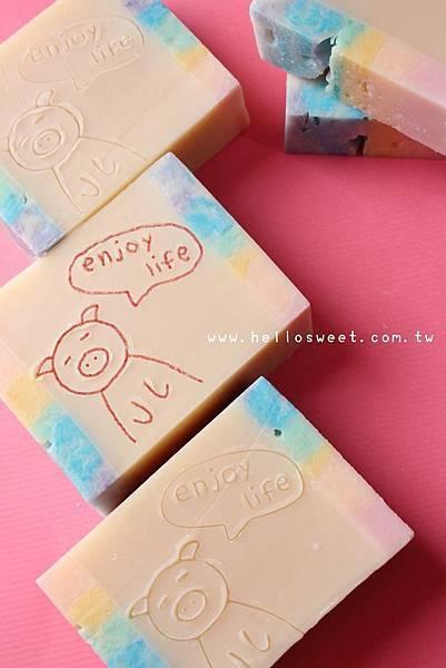 2016.11.11雅頓第五大道鮮乳皂