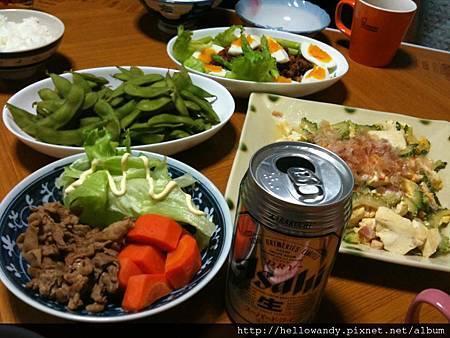 沖繩料理-什錦苦瓜