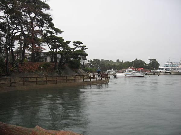 日本三景之一松島