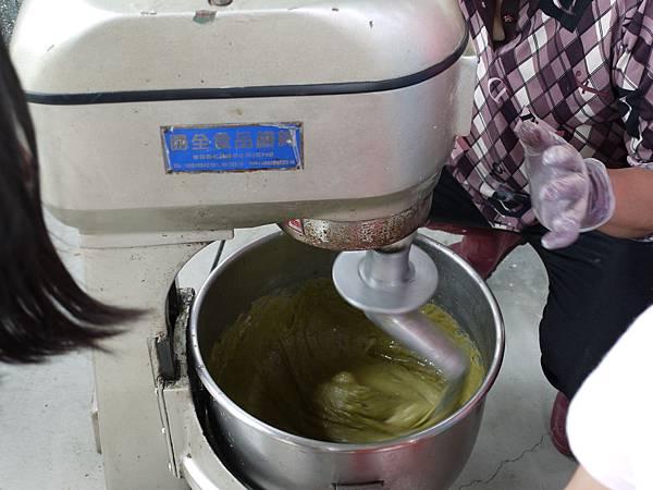 來宜蘭草仔粿DIY
