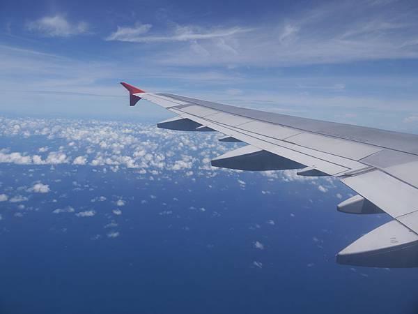 復興航空飛琉球那霸