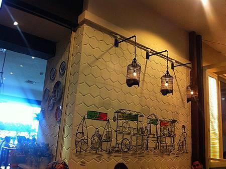 【食】印尼雅加達★Seruput★路邊攤起家印尼料理