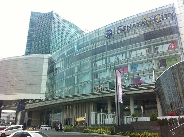 【樂】印尼雅加達★Senayan City★MALL