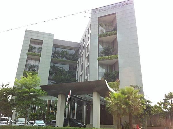 【住】印尼雅加達★SOLL MARINA Hotel★Tangerang Serpong區域,近Mall Living Word