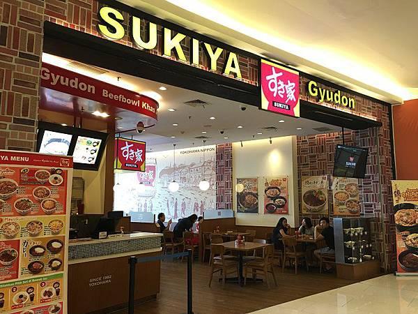 【食】印尼雅加達★すき家 SUKIYA Gyudon★日本連鎖牛丼飯,Bay Walk City Mall