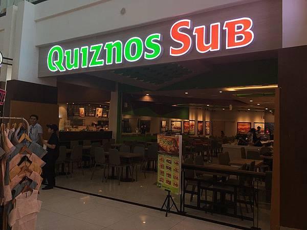 【食】印尼雅加達★Quiznos Sub★美式潛艇堡專賣店,價格稍高