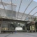【遊】新加坡★螺旋橋The Helix Bridge。金沙購物廣場The Shopper at Marina Bay Sands★搭地鐵旅行。自助行程。自由行