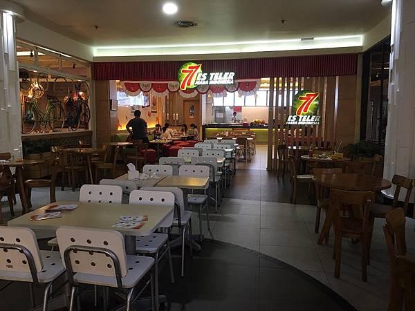 【食】印尼雅加達★ES TELER 77 JUARA INDONESIA★印尼麵食。平價麵食餐館
