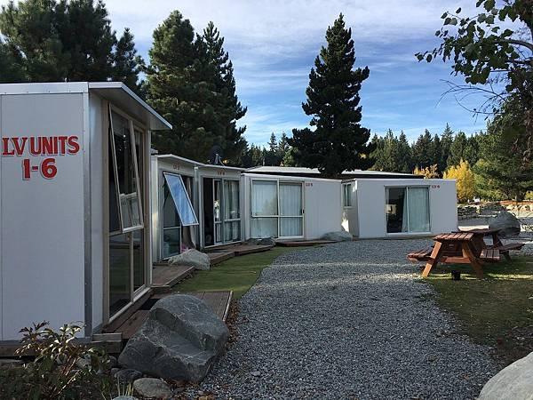 【分享】紐西蘭南島★露營地介紹。推薦露營地。Lake Ruataniwha Holiday Park & Motels★New Zealand。紐西蘭自駕。租露營車自由行