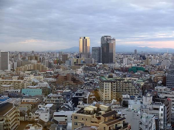 第一天拍的城市照