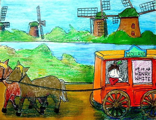 09.10.08荷蘭馬車