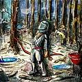 14.01.06 森林與弓箭