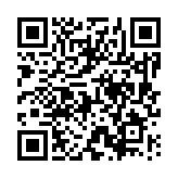 艾薾保個人網址qr code