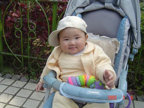 [大安公園94.03.10] 帥氣十足
