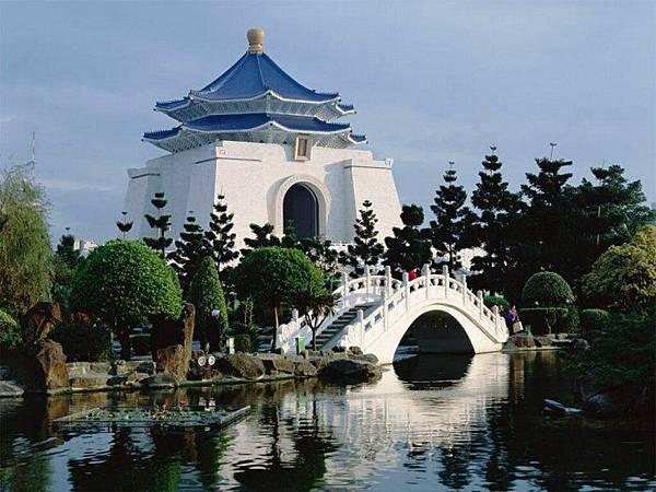 C.K.S. Memorial Hall, Taipei (台北中正紀念堂)