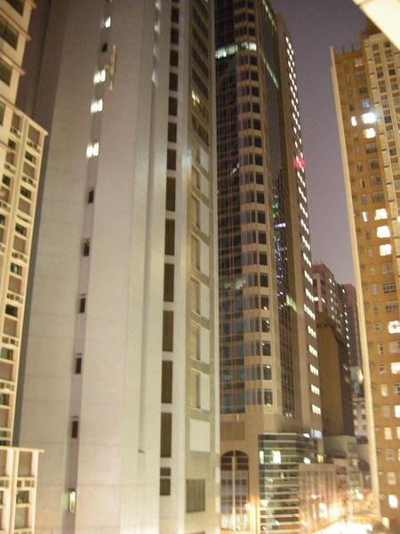 香港大樓.夜