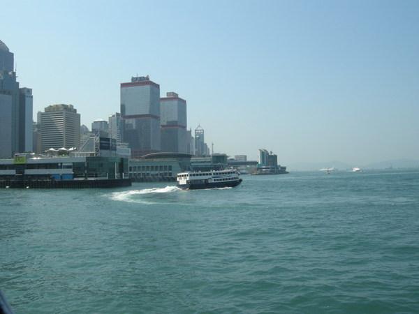 香港往長洲海域 01