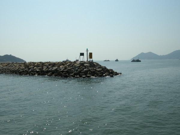 香港往長洲海域 02