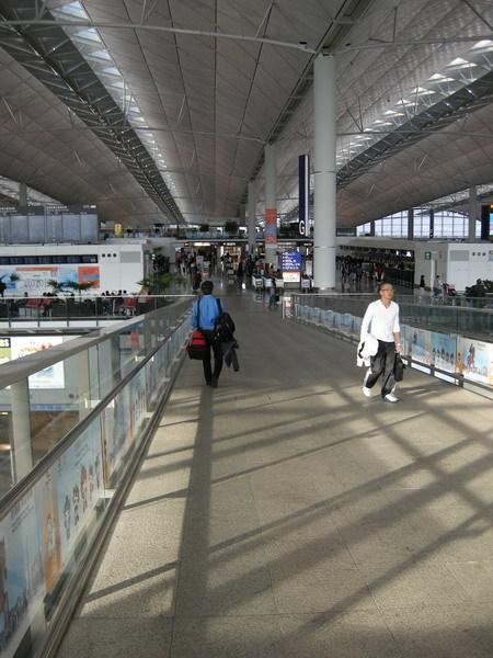赤臘角機場