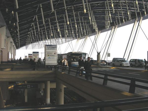 上海浦東機場 01