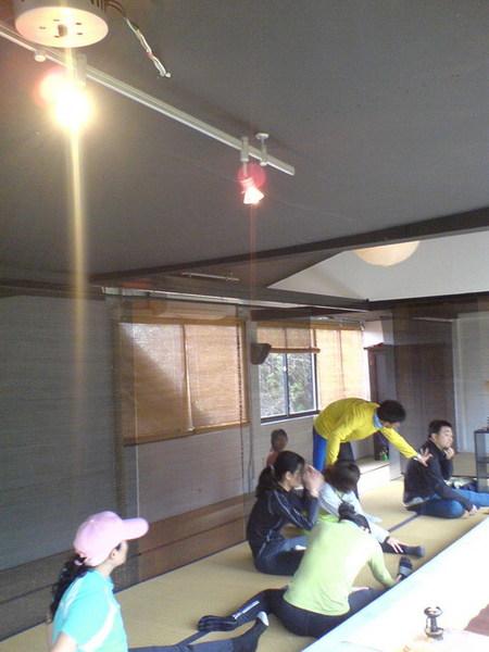 2007DEC08【台北.陽明山】單車練習 03