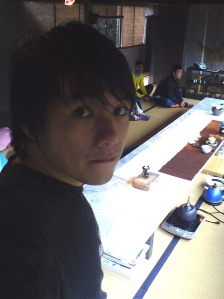 2007DEC08【台北.陽明山】單車練習 06