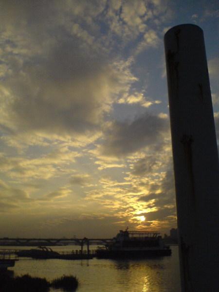 20071216【台北市河堤單車道】10