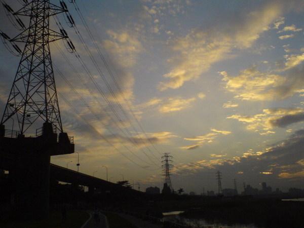 20071216【台北市河堤單車道】11