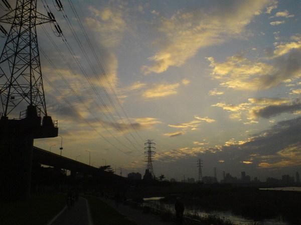 20071216【台北市河堤單車道】12