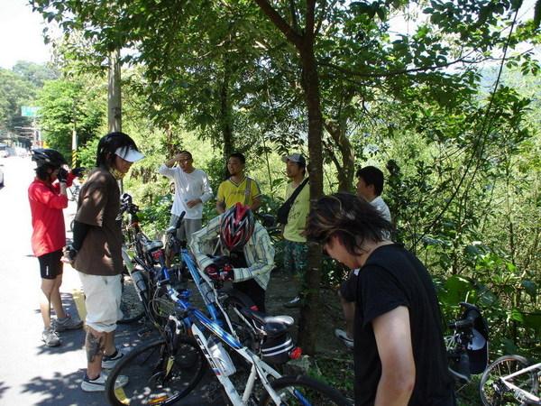 20080622【烏來】桶后溪攻略 01