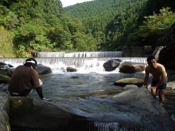 20080622【烏來】桶后溪攻略 20
