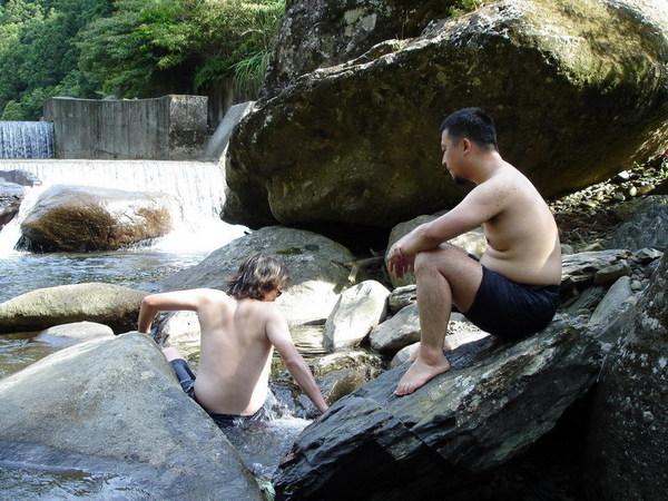 20080622【烏來】桶后溪攻略 21