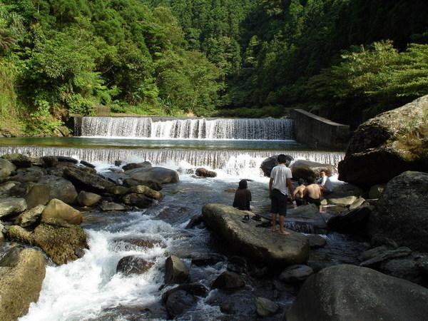 20080622【烏來】桶后溪攻略 24