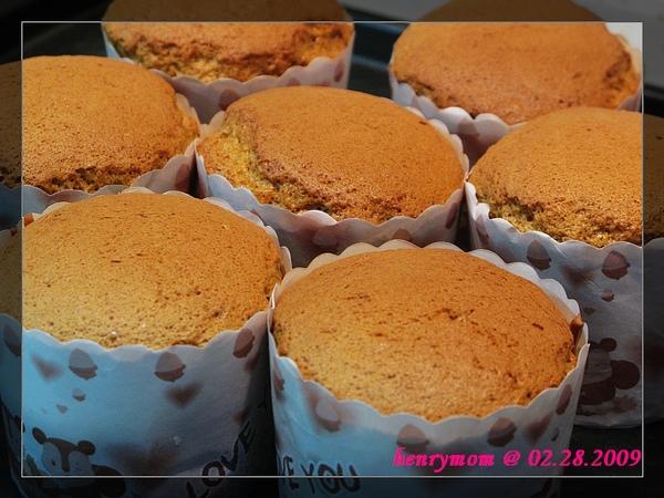 法式海綿小蛋糕