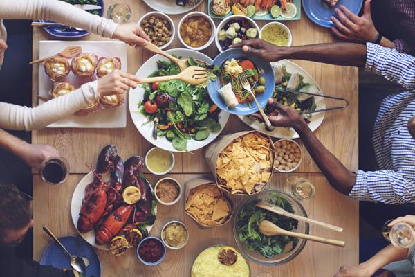 歲末年終聚餐高峰季(上)  賀寶芙教你提防美食「四高」