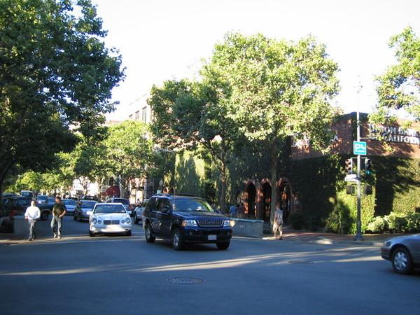 Palo Alto市區 #1