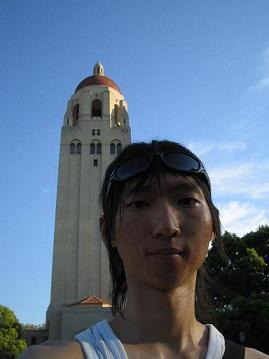 史丹佛大學-胡佛塔與我